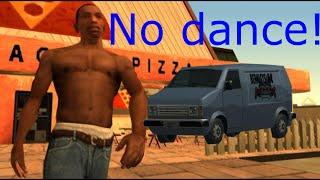 GTA San Andreas как пройти миссию:Жизнь словно пляж, не танцуя!