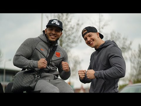 ANTHONY KRUIJVER VS MOBICEP IN THE GYM - #VLOG 15