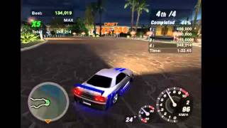 ⊗Locking:need for speed underground 2 nissan skyline tuning+Drift