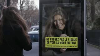 Kampagne in Frankreich: Mit Schockeffekt gegen Rotlichtsünder