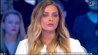 TPMP - Carla Ginola : Ses photos sexy dévoilées en direct ! (VIDEO)