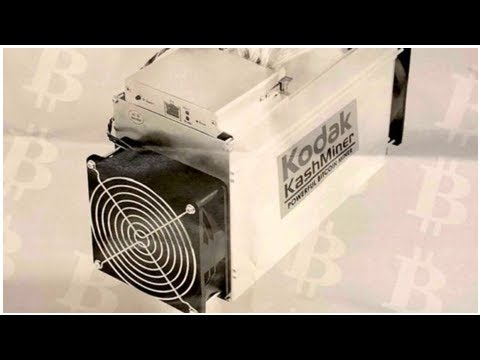 'kashminer': You Can Now Get A Kodak-branded Bitcoin Miner, But It Will Cost Half The Profits You M
