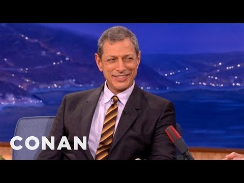 Jeff Goldblum Is Just Like Sherlock Holmes - CONAN on TBS