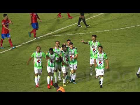 Municipal 1-1 Antigua GFC - Final Ida - Apertura 2017