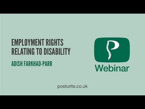 Employment Rights Relating to Disability