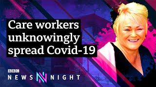 Explained: How coronavirus spread through Britain's care homes - BBC Newsnight