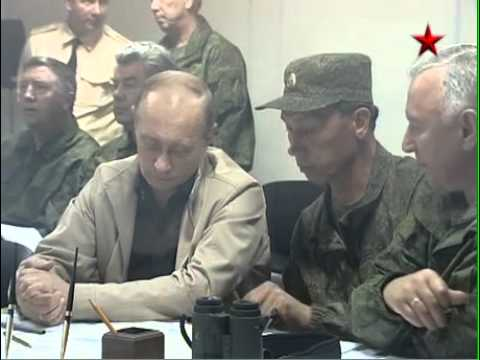 Russian military exercises Kavkaz 2012