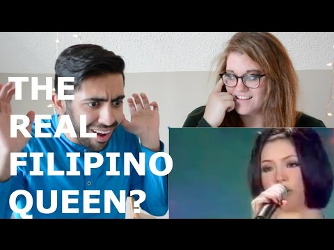 REGINE VELASQUEZ'S I DON'T WANNA MISS A THING (REACTION)