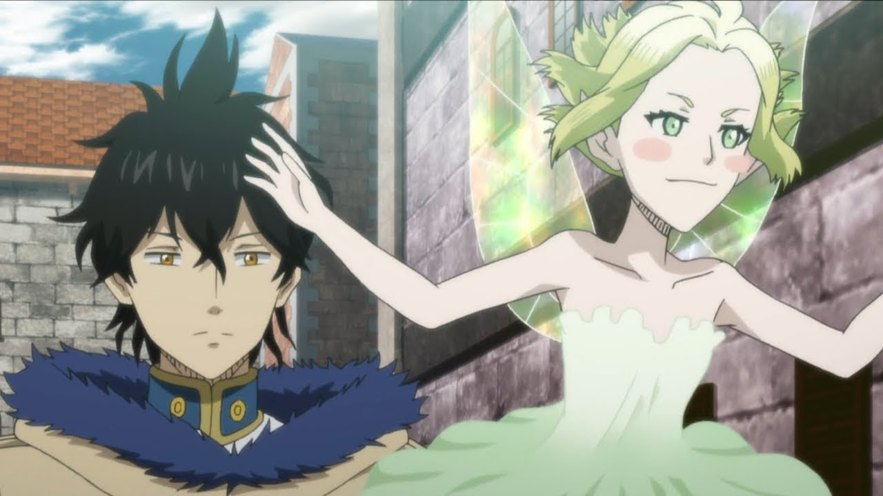 Black Clover Bs