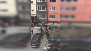 В Новосибирске  убили, расчленили и съели барана.