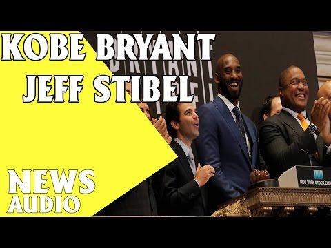 Kobe Bryant and Jeff Stibel Unveil $100 Million Venture Capital Fund