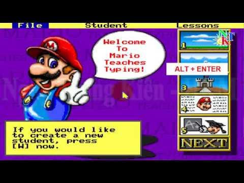 [02] Hướng dẫn cài đặt Mario luyện gõ 10 ngón trên Win 7, 8, 10, 32 bit, 64 bit  Không phải gõ lệnh
