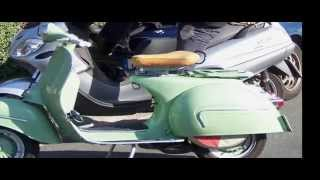 Vespas on Tour with Robbi, Tobbi und das Fliewatüüt - (Special Scooter Version) Ingfried Hoffmann