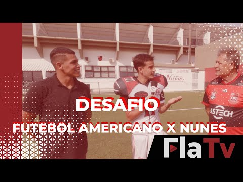 Desafio - Futebol Americano x Nunes