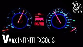 Infiniti FX30d S 2011 Videos