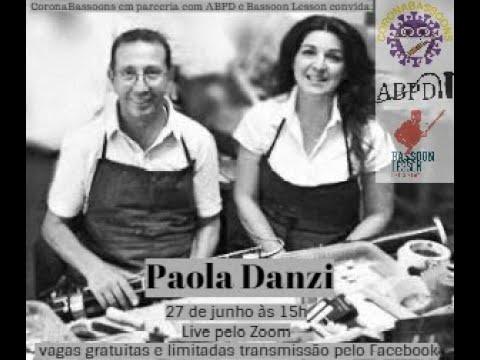 Live com Paola Danzi