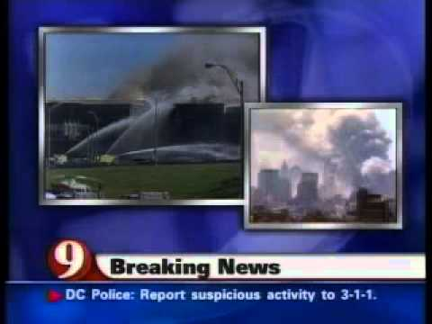 9/11 News CBS Sept. 11, 2001 11 17 am - 11 59 am   CBS 9, Wa