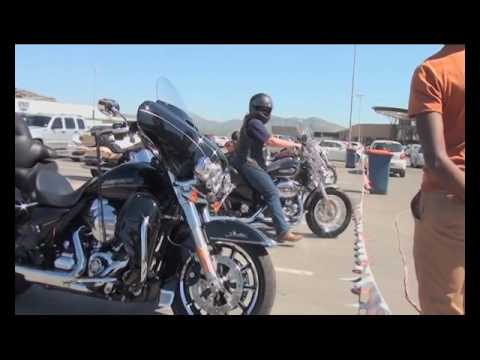 Harley Davidson Namibia launches Windhoek showroom with biggest national event ever