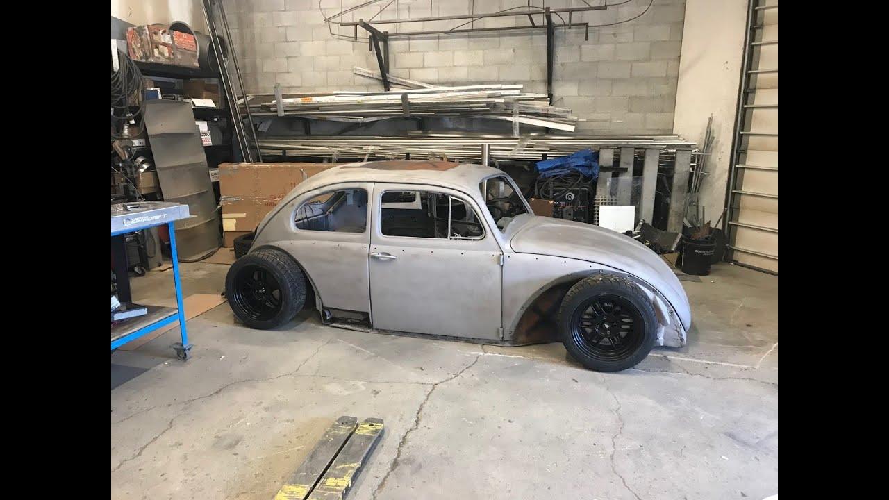 BEETLEKYLE ?! Introducing my 1963 Hayabusa Powered Beetle !