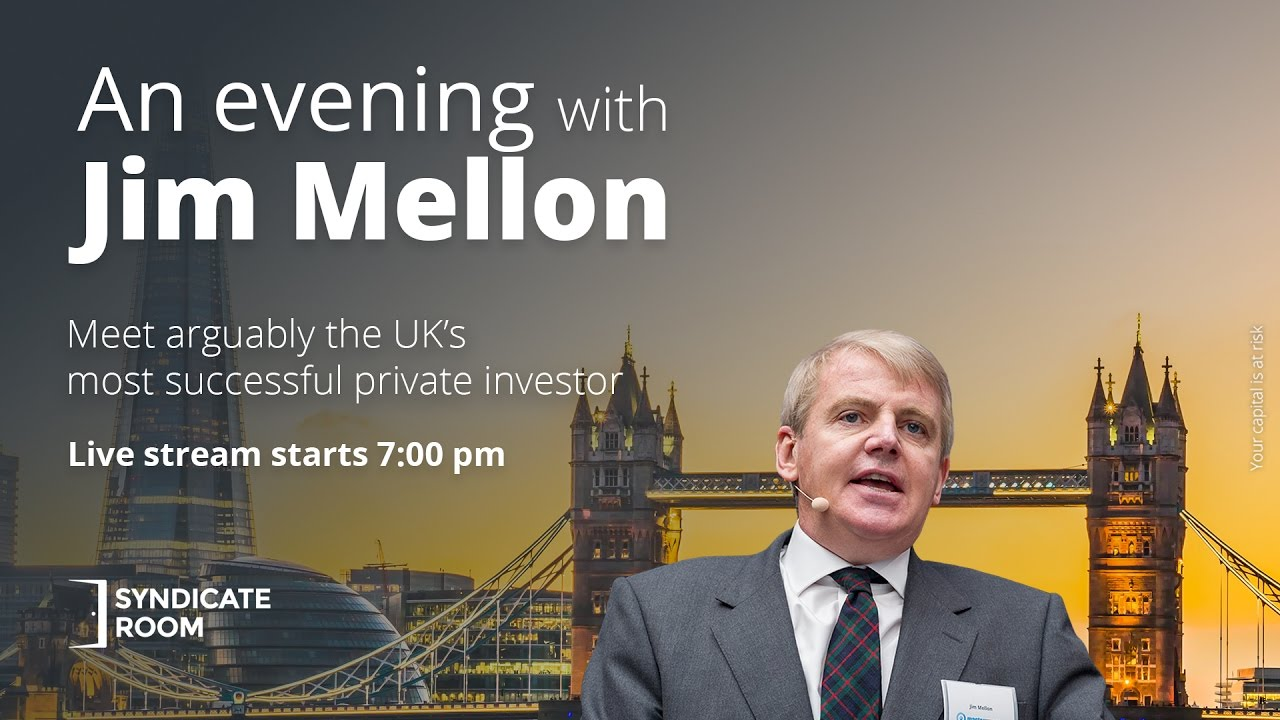 An Evening with Jim Mellon - YouTube