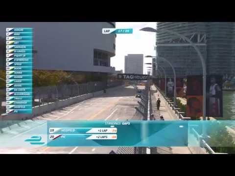 Formula E - Miami Highlights