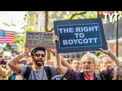 Will Senate Amend Law Criminalizing Israel Boycotters?