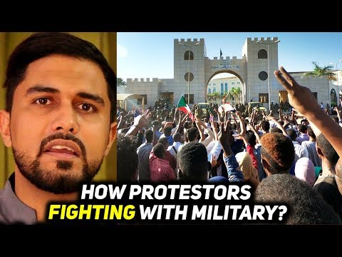 Sudan Crisis Explained - What is Happening in Capital City Khartoum - The Wide Side