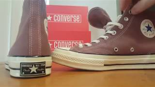 2018 Converse Chuck Taylor 70 Saddle High Top Review & On Feet