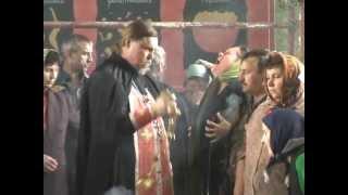 Изгоняющий бесов(Происходящие события были сняты мной в одном из храмов Орловской области., 2013-11-25T06:43:00.000Z)