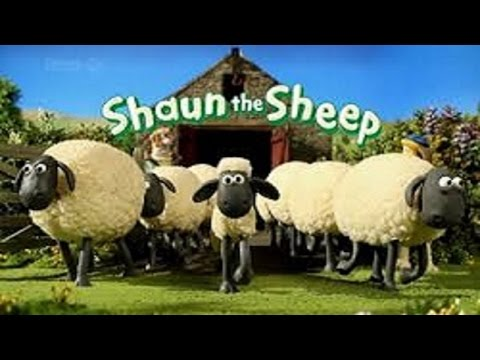 Shaun the Sheep S3 E8