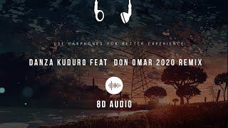 8D AUDIO - Danza Kuduro Feat  Don Omar 2020 Remix DJ MusicDjJpSwami