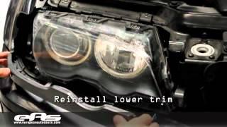Делаем светодиодные фары для авто(Показан процесс модернизации автомобильных фар с использованием светодиодных технологий. Подробный проце..., 2012-08-23T05:49:44.000Z)