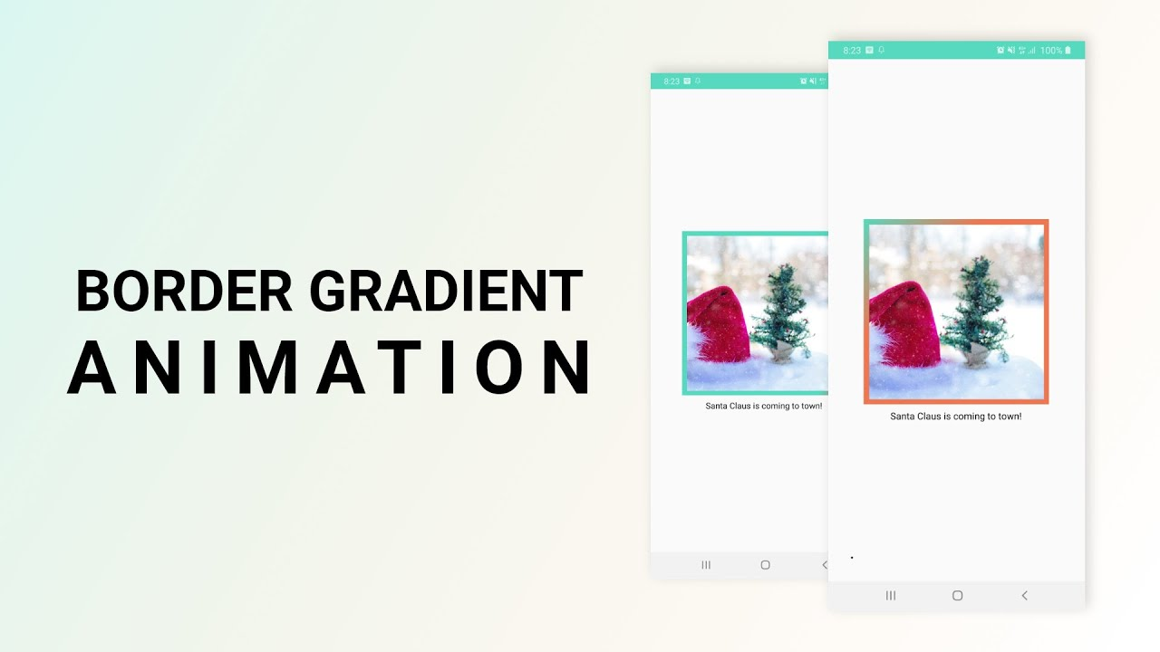 Border Gradient Animation in Xamarin Forms   Xamarin.Forms Shapes