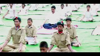International yoga day (2016)  IN Banaganapalli