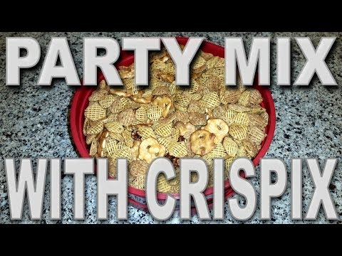 Party mix with