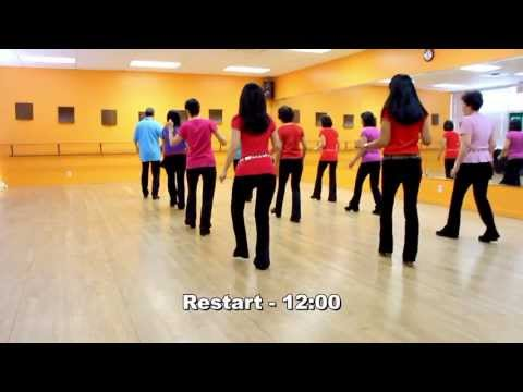 Waiting For Superman - Line Dance (Dance & Teach in English & 中文)