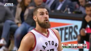 Milwaukee Bucks vs Toronto Raptors - Full Game Highlights | Game 5 | April 24, 2017 | NBA Playoffs