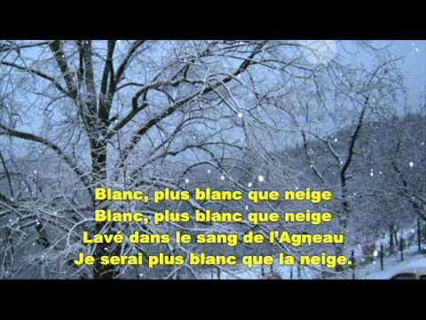 BLANC, PLUS BLANC QUE NEIGE 0001