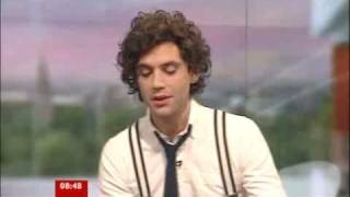 MIKA - interview @ BBC Breakfast 18/11/2009