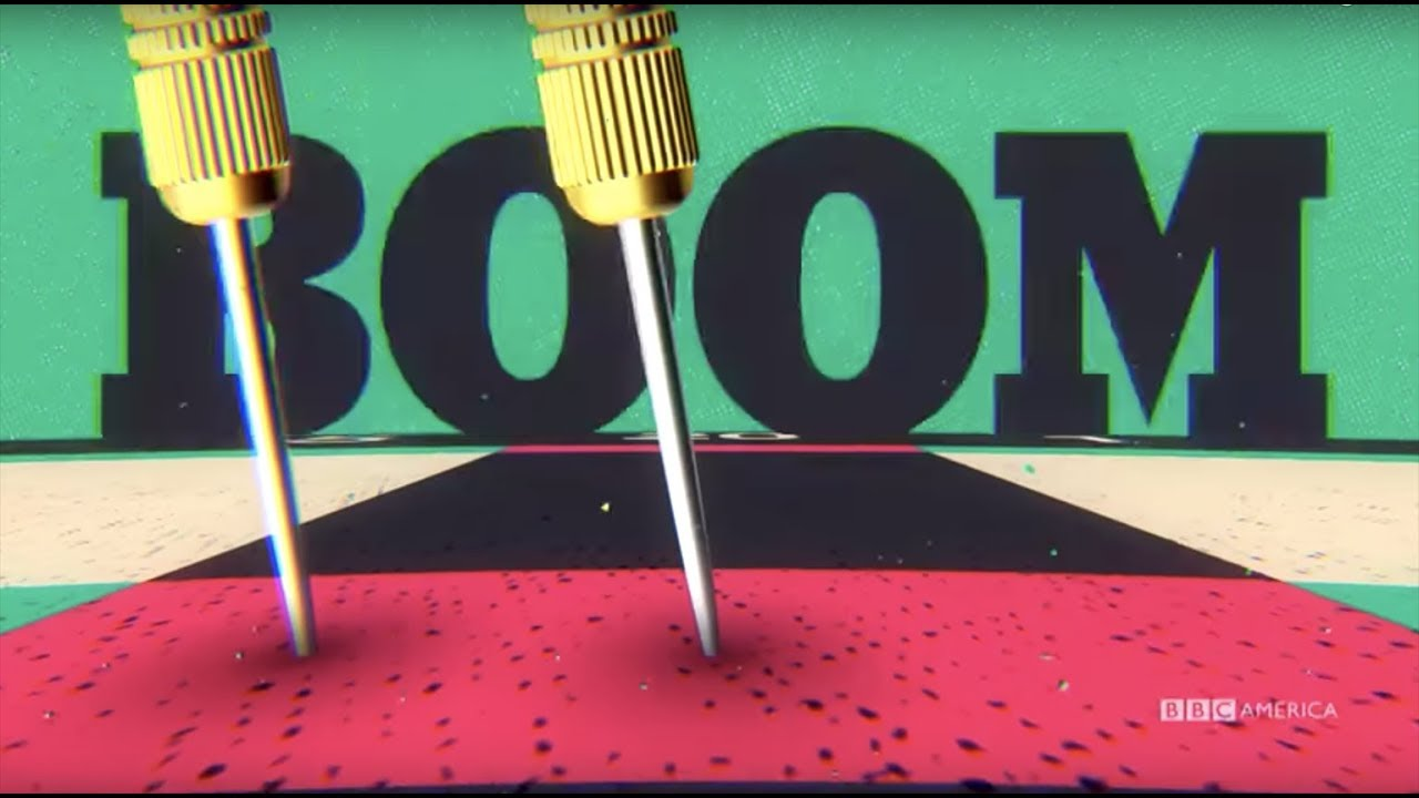 bullseye darts on bbc america saturdays 9a m et live daily on youtube. Black Bedroom Furniture Sets. Home Design Ideas