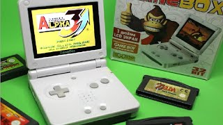 Game Box - The Best / Ultimate Clone Nintendo Game Boy / GBA / SP Handheld ?
