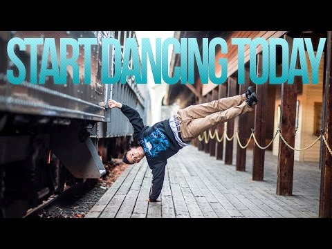 LEARN HOW TO BREAKDANCE TODAY | VINCANITV