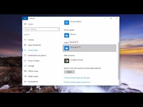 How To Make Google Chrome Default Browser In Windows 10