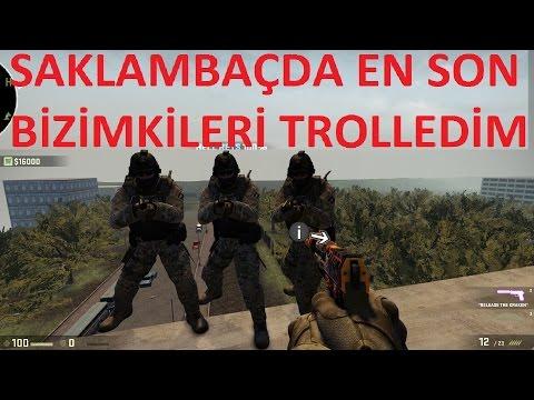 BU VİDEOYA CYBER TARAFINDAN EL KOYULMUŞTUR!! CS:GO Saklambaç