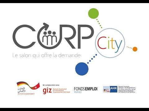 M.Youssef Fennira nous parle de CORP CITY sur Al Wataniya-1
