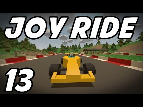 "UNTURNED – E13 ""Formula One Joy Ride!"" (WASHINGTON Playthrough 1080p)"