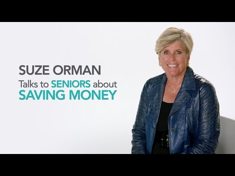 Suze Orman: Make the most out of your money