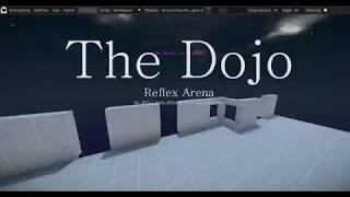 The Dojo - Reflex Arena Map