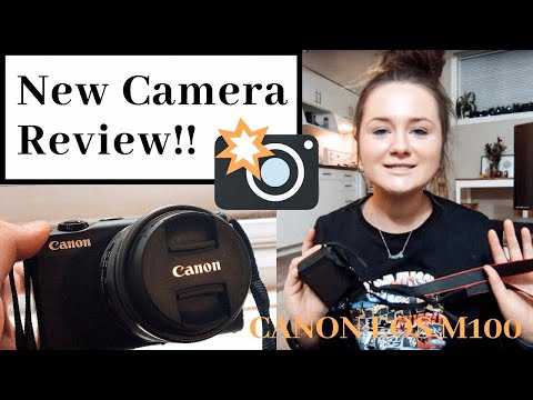 CANON EOS M100!!! One Month Review - Worth Buying in 2020??! 📷