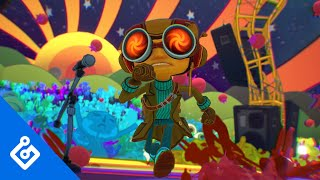 Psychonauts 2 Exclusive Coverage Trailer | Game Informer